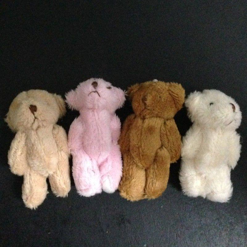 6CM long wool teddy bear 4