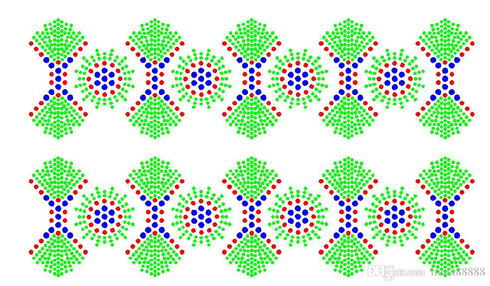 Nigeria Flag Rhinestone Diamant\u00e9 Transfer Hotfix iron on motif