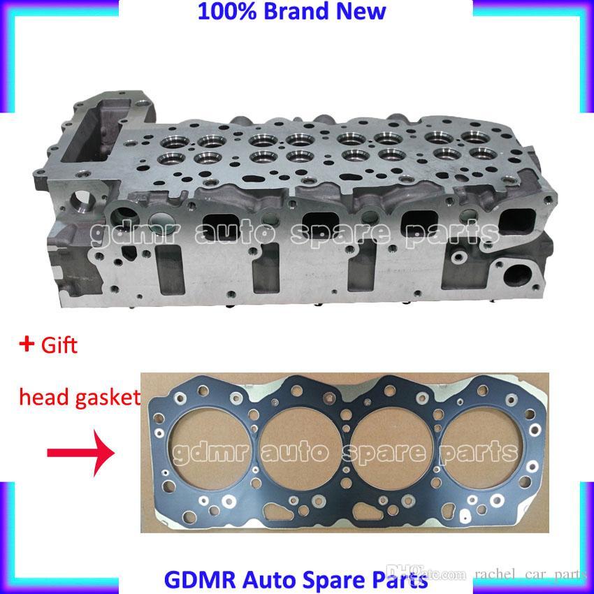 16V alüminyum alaşım 8-97355-970-8 8-97355970-8 4JJ1TC 44JJ1-TC JJ1-TCS 4JJ1-TCX 4JJ1 Isuzu D-MAX MU-7 için silindir kafası