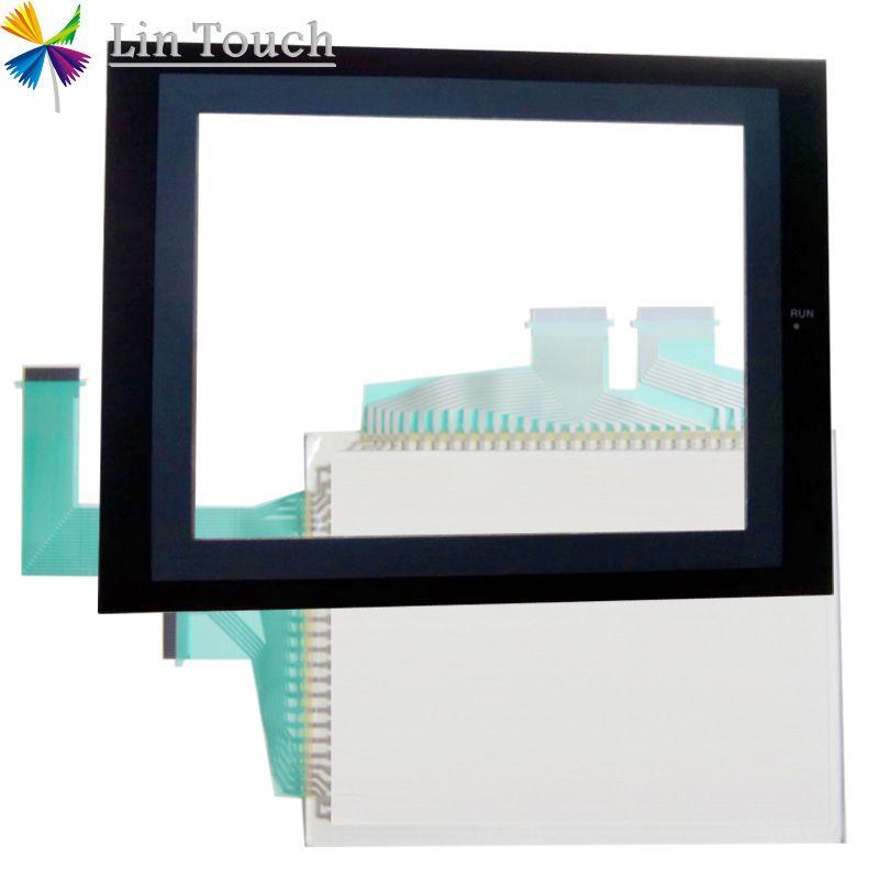 Новый NS8-TV00-ECV2 NS8-TV00-В1 Чми, ПЛК с сенсорным экраном и передней наклейке пленки сенсорного экрана и Frontlabel