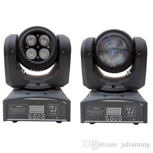 2018 Professional Stage Lighting Mini Double Face Two Sides 4in1