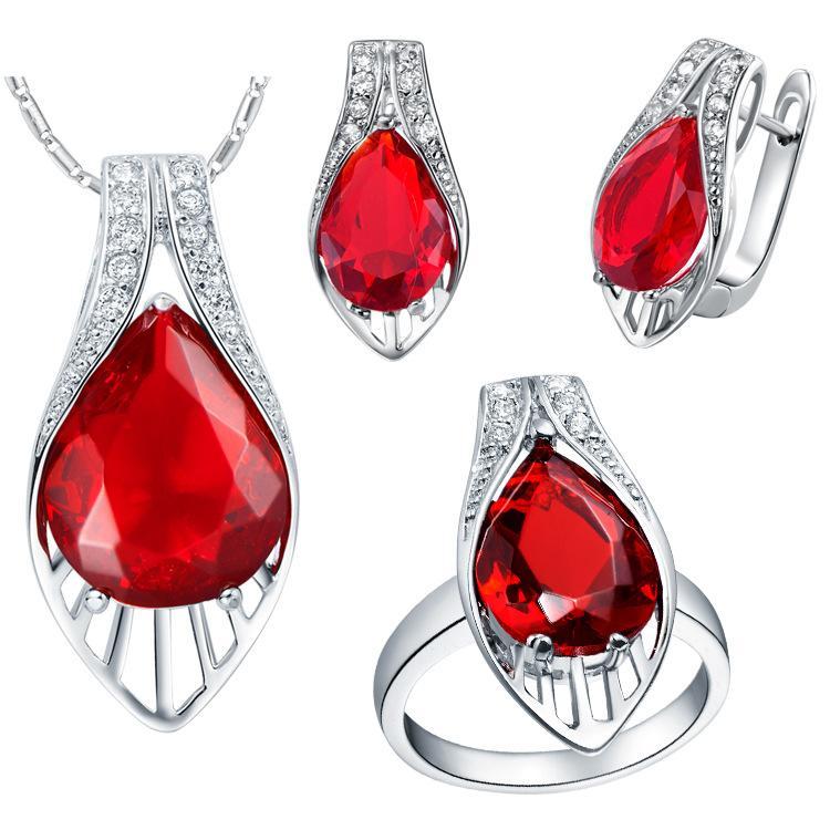 Orecchini pendenti in argento sterling 925 Orecchini donna gioielli regalo placcati NOVITÀ di orecchini pendenti personalizzati con micro inserto gemma b