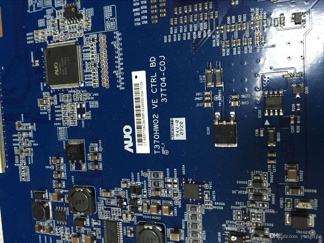 "AUO T-CON Logic Board 37T04-C0J 37T04-COJ T370HW02 Fr 32/"" 37/"" 40/"" 46/"" TV Display"