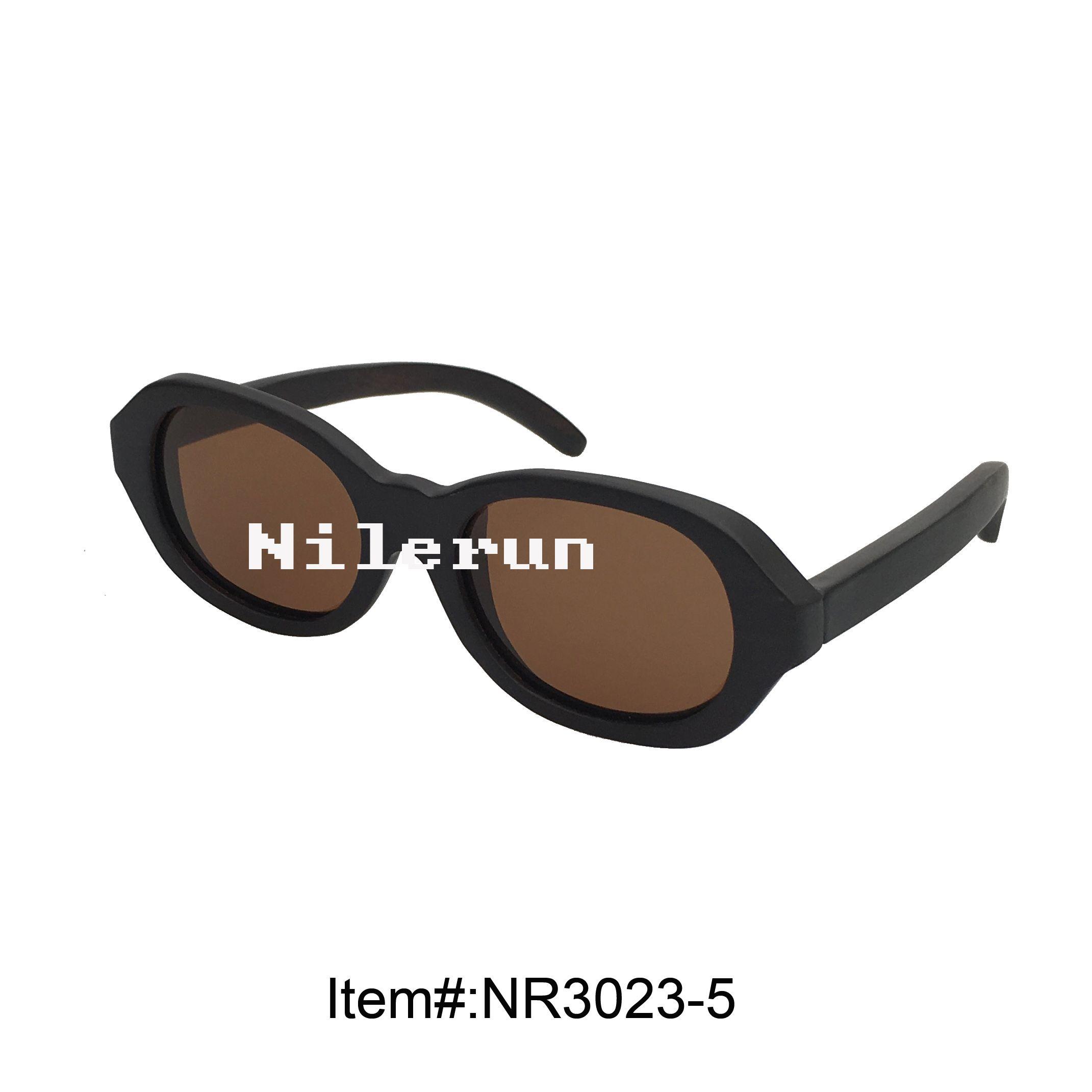 alte Mode aus Holz Sonnenbrillen