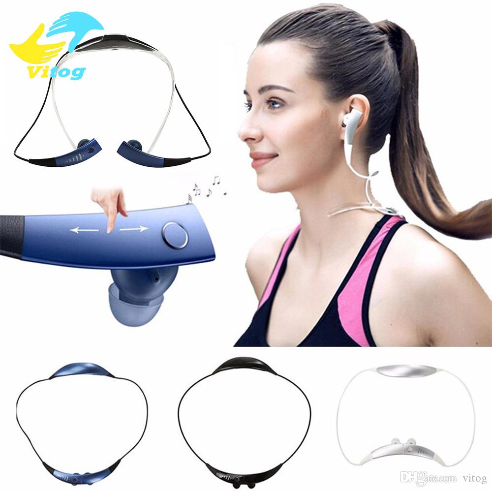 2016 Fashion Gear Circle Sport Bluetooth Headset Handfree Neckband Stereo Headphone For Samsung Iphone Cell Phones The Best Earbuds Handsfree Headset From Vitog 23 02 Dhgate Com