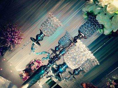 Yeni stil toptan metal çiçek standı düğün masa centerpiece Parti düğün