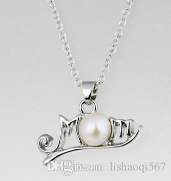 3 Stück wunderbare 925 Silber Inlay Perle Mutter Anhänger Kette Halskette 168yuy
