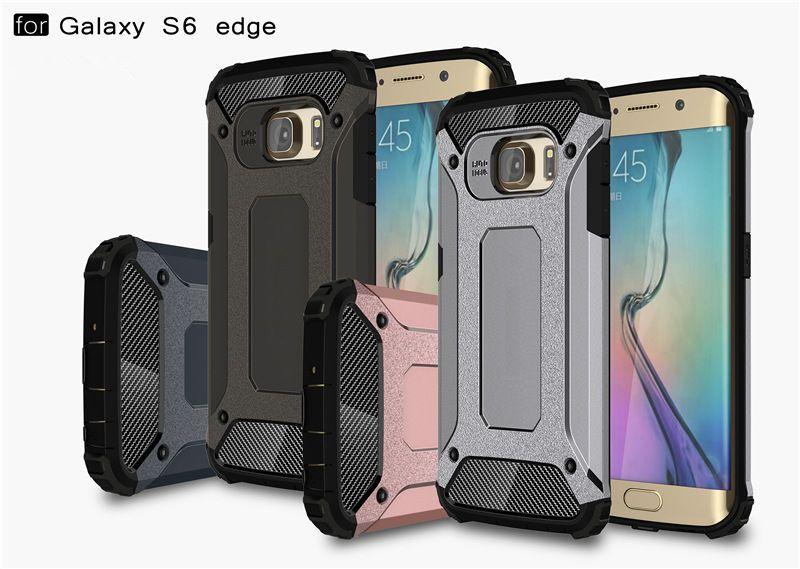 Armor Case Unicorn Beetle Pro Hybrid Defender Funda protectora a prueba de golpes Kickstand Feature Cover para iPhone 5s 6s 7 / Plus / para Samsung Galaxy