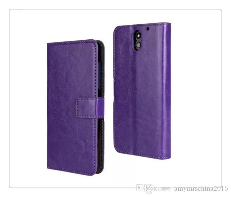 حار ل iphone 5S / 6Plus حقيقي حقيقيّ جلديّ محفظة محفظة بطاقة حامل حامل حامل غطاء ل Samsung Galaxy S6 / S7