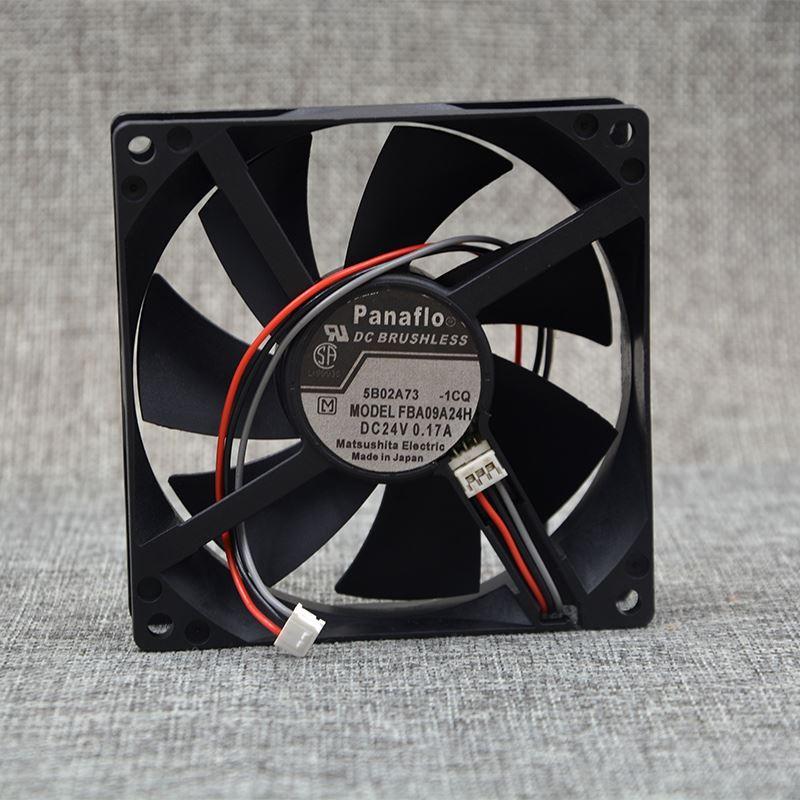 Original 9cm 9025 24V inverter fan 0.17A FBA09A24H