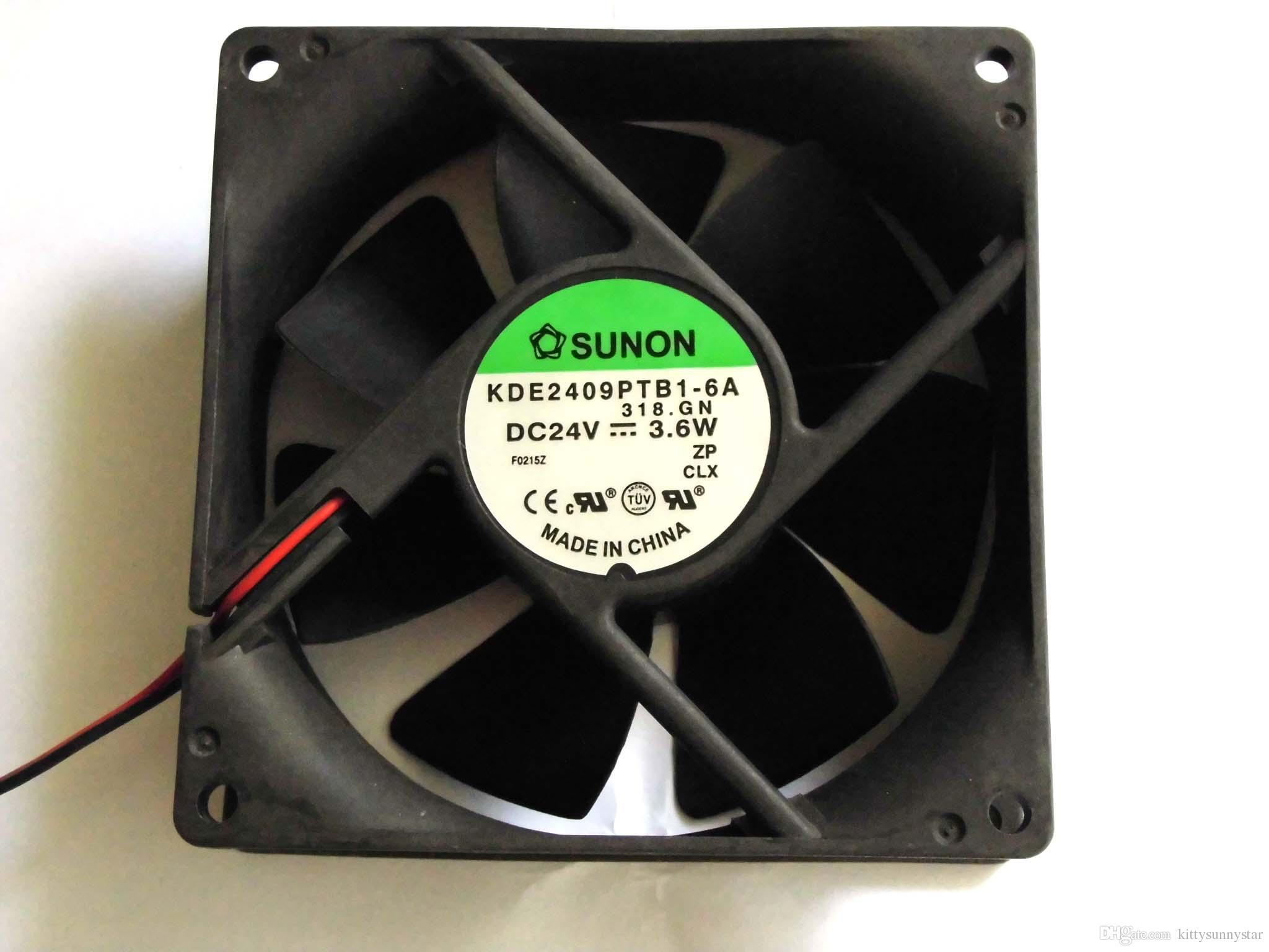 Ventilateur Inverseur SUNON 9225 KDE2409PTB1-6A 24V 3.6W