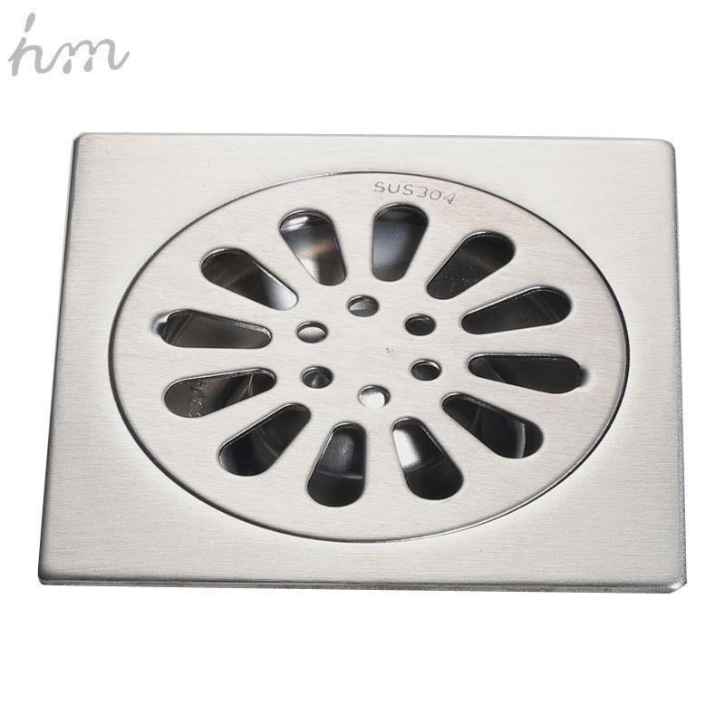 drains floor drain linear shower floor drains bathroom shower drain cover stainless steel sus304 kitchen filter