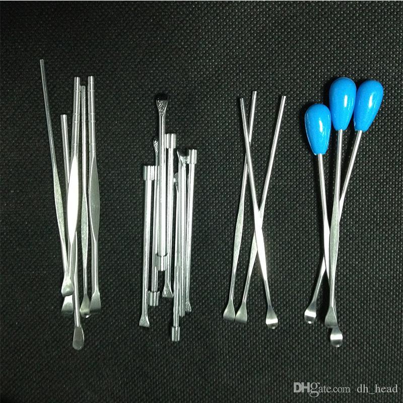 Titan-Werkzeug GR2 Titan-Tupferwachs-Zerstäuber-Werkzeug Edelstahl-Tupfer-Werkzeug Titan-Nagel-Tupfer-Werkzeug-Trockenkraut-Zerstäuber