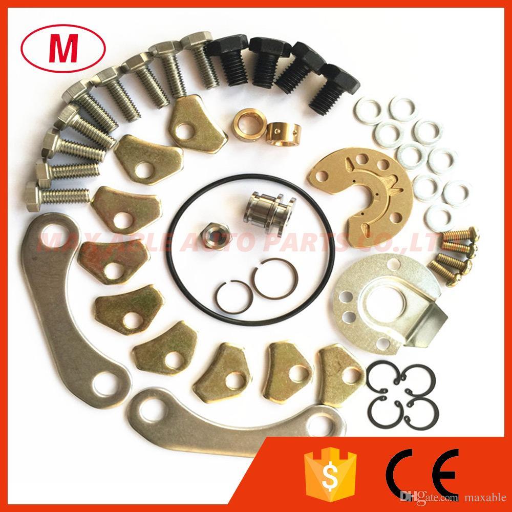 HT10-HT12 HT10 HT11 kits de reparación del turbocompresor / Kits de servicio / kits de reconstrucción para NISSA * N MAZD * A Deluxe Turbo partes