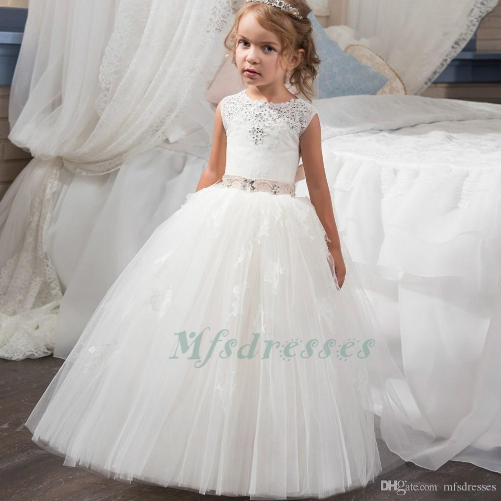 Kinder Mädchen Sonnenblume Kommunion Kleider Blumenmädchen Hochzeit Abendkleid