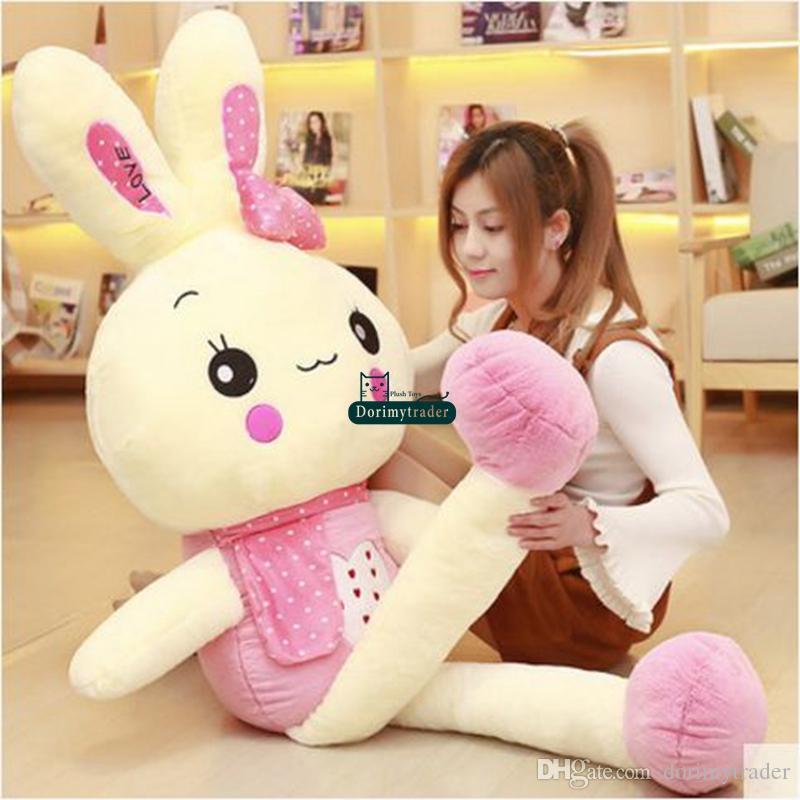 Giant Bugs Bunny Plush Toy Stuffed Toy Gift Cuddly Dolls Kids Birthday Gift new