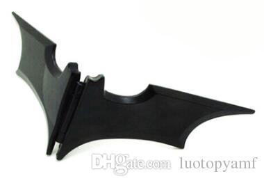 121x36 ملليمتر باتمان الشكل المال كليب لرجل المغناطيسي للطي بطاقة حامل معدني محفظة ل النقدية العد النقدية كليب ل آمنة
