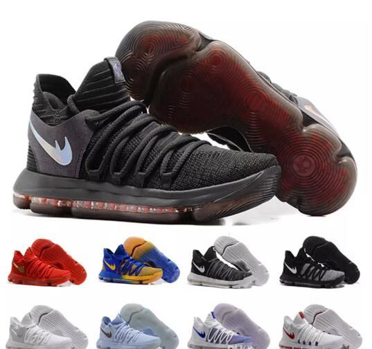Zoom KD10 Men Basketball Shoes