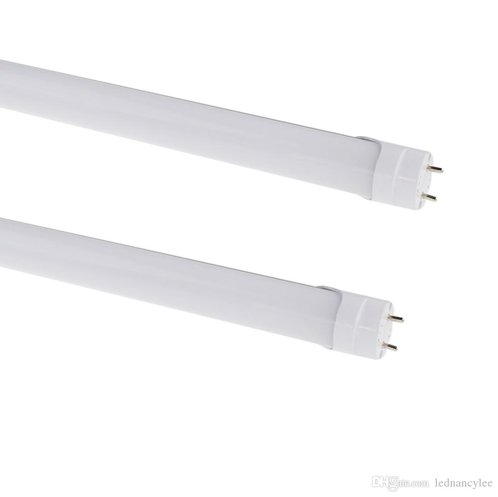 LED tubes 2ft 3ft 4ft 5ft 6ft T8 Fluorescent Replacement Cool White or Daylight
