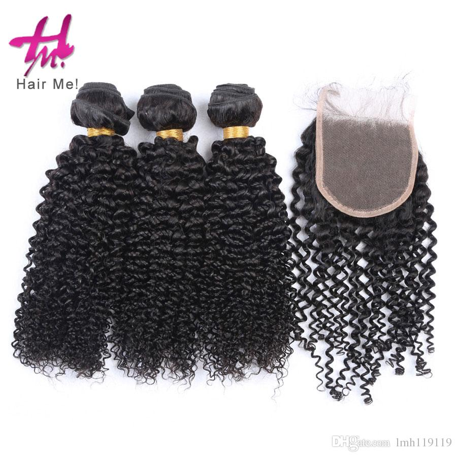 2018 Factory Different Types Of Curly Weave Hair 3bundles Virgin