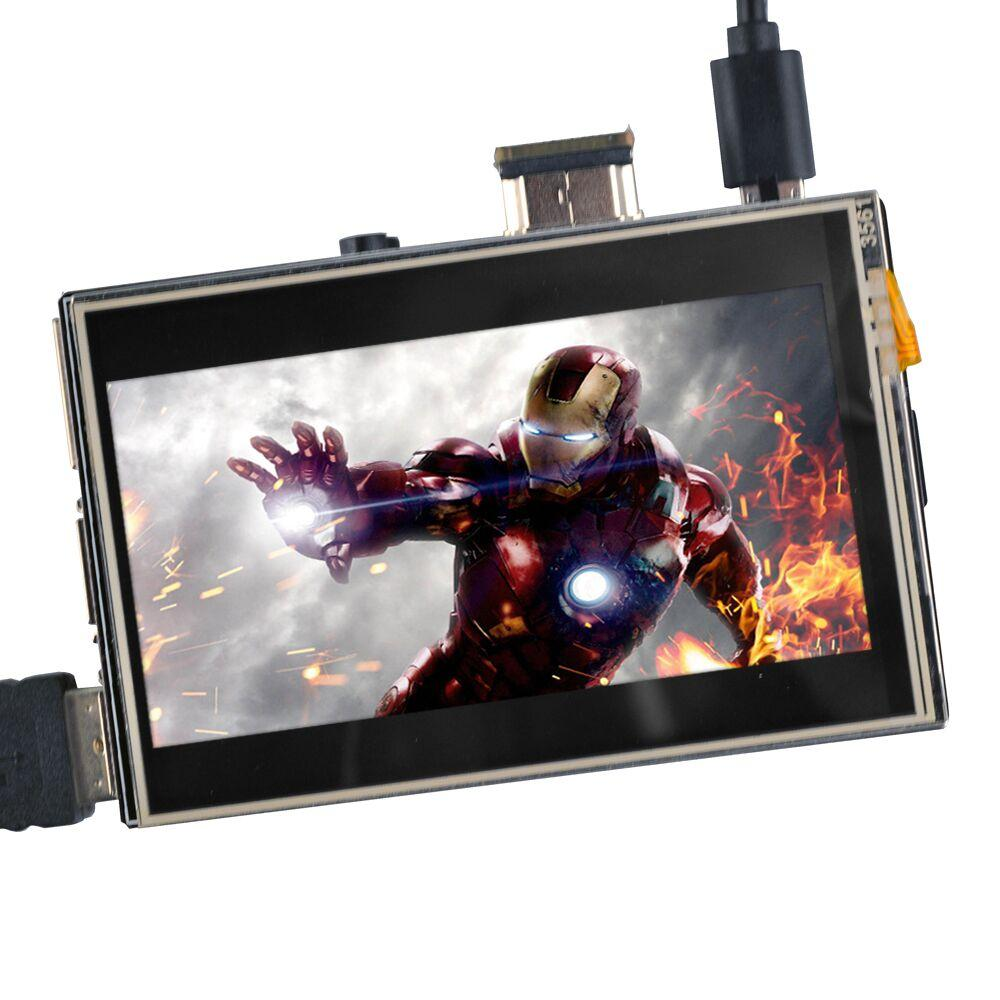 3-5-LCD-HDMI-USB-Touch-Screen-1920x1080-LCD-Display-Audio-with-clear-case-for-Raspberry (2)