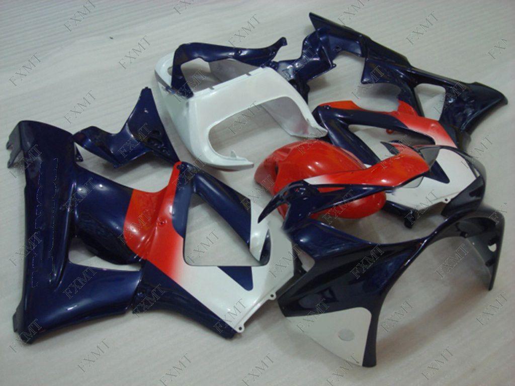 Carenados de plástico CBR929RR 2001 Carenados CBR 929 2000 Abs Fairing CBR 929 900 RR 01 2000 - 2001