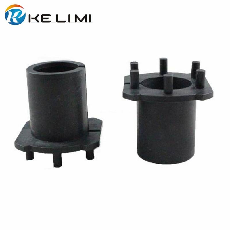 H7 xenon hid headlight bulb conversion holder base retainers adapter socket For New Mazda 3 5 6 CX-7 MX-5 RX-8 Ople M3 vehicle