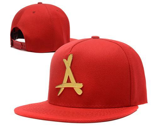 2017 New Adjustable Bone Tha Alumni Snapback Caps Gold A Hip Hop Gorra Hats Baseball Casquette Snapback Trucker Hat LA Cap