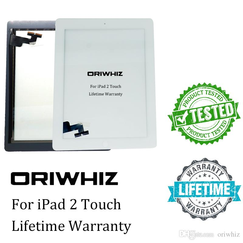 New Arrival For iPad 2 3 4 5 Air mini 1 2 3 Touch Screen Digitizer Assembly with Home Button and Adhesive Sticker