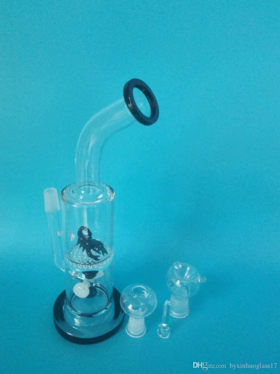 Le narguilé scorpion, bongs en verre et tubes en verre