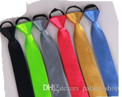 Оптовая низкая цена 3 шт. Больше цвета полноценный мужской галстук; галстук; колье; neckcloth; neckwear (1.5) dfd