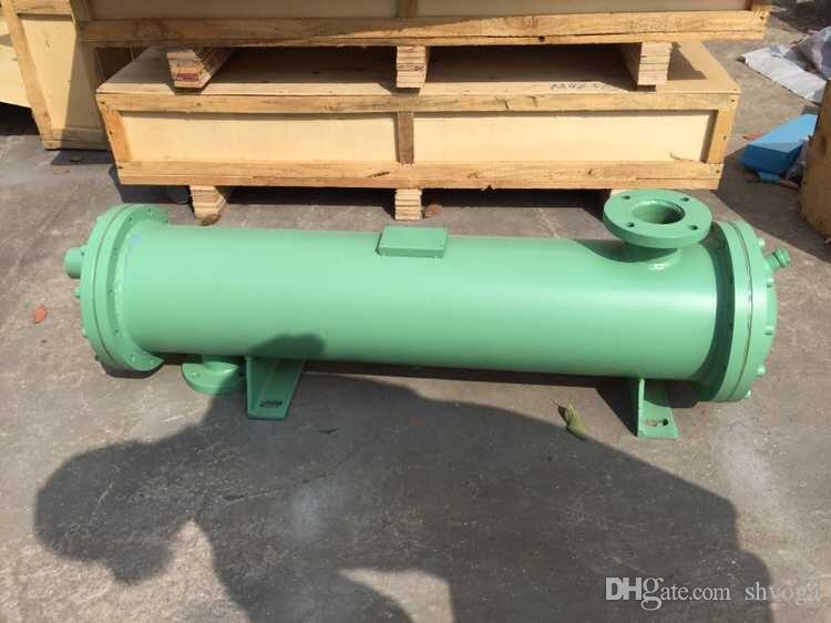 trasporto libero fascio tubiero dello scambiatore di calore radiatore dell'olio 88290003-026 raffreddamento dell'aria per Sullair LS12-20