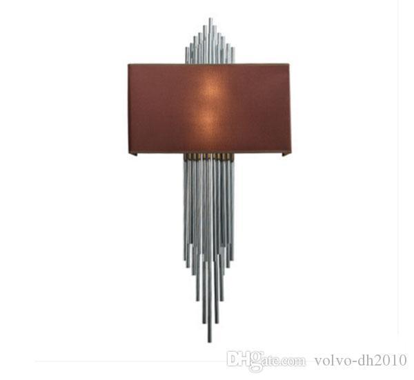 Nowy chiński styl sypialnia lampka nocna lampa ścienna Nowoczesne minimalistyczne schody klasyczne klasyczne antyczne lampy inżynierskie LLFA
