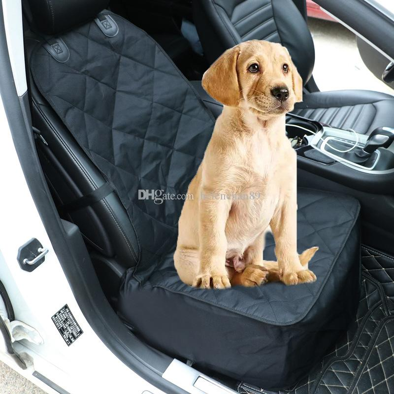 Pet Car Seat Covers >> 2019 Waterproof And Anti Fouling Black Color Pet Dog Cat Car Seat Cover Small Medium Large Dog Copilot Cushion Pets Travel Mats From Helenchan89