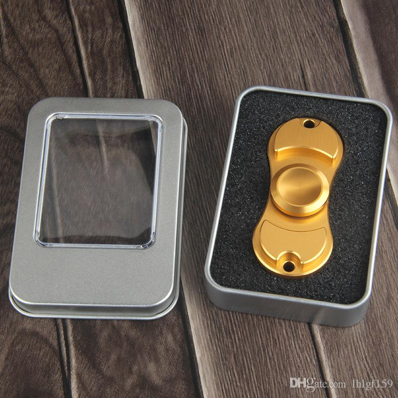 High quality hand spinner EDC fid Spinner Fid ers Toy Brass