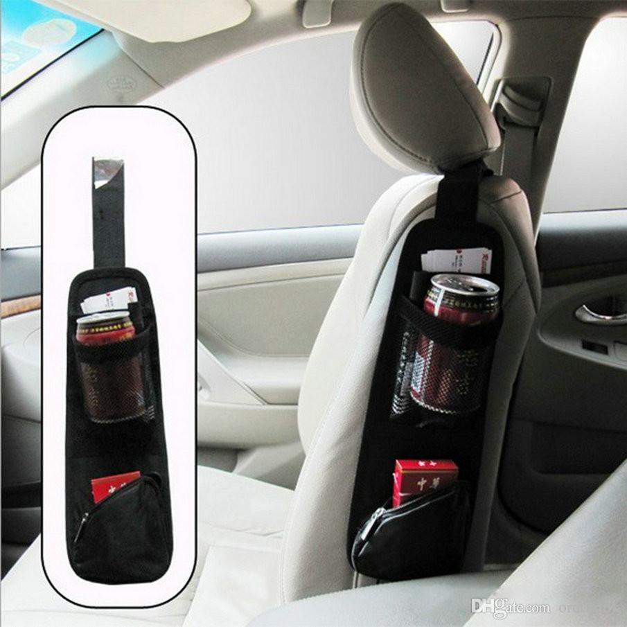 Wasserdichtes Gewebe-Auto-Fahrzeugsitzseite Zurück Ablagefach Rücksitz hängenden Speicher-Beutel-Organisator