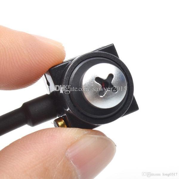 Hd 700tvl cmos برغي الشكل الثقب عدسة مصغرة fpv cctv الثقب كاميرا dvr الأمن الرئيسية كاميرا الصوت كام في مربع التجزئة