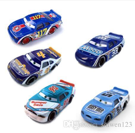 2020 Pixar Cars 2 22 Style Lightning Mcqueen Mater 1 55 Diecast