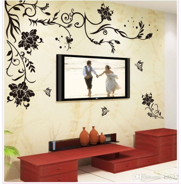 Amazing Wall Decor Stickers For Living Room Images Bathroom. Amazing Wall  Decor Stickers For Living