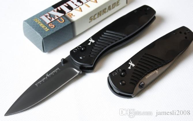 SCHRADE EXTREME F24 тактический складной нож ось Loc 57-58HRC 440C Титан открытый передач кемпинг охота выживание карманные ножи EDC инструменты