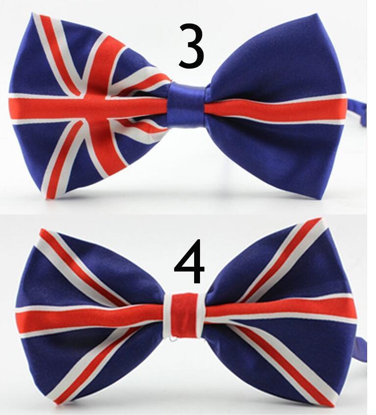 Union Jack Panno PAPILLON Accessorio Costume British