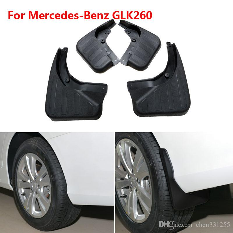 Brand New For Mercedes Benz Glk260 High Quality Abs Mud Flaps Splash Guards Car Fender Mudguard Aftermarket Exterior Car Parts Am Auto Parts From Chen331255 56 28 Dhgate Com