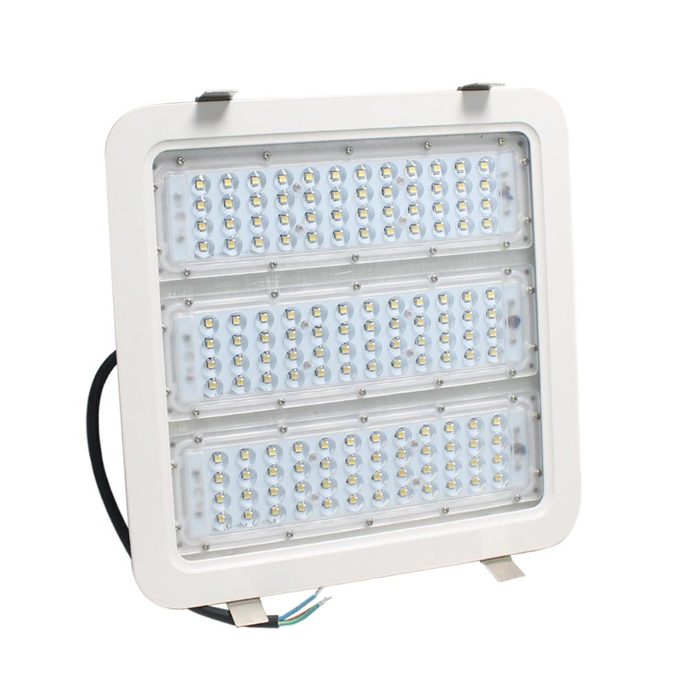 Led Gas station canopy lights 50w 100w 150w 200w 250w led recessed lights AC 85-265V CE UL
