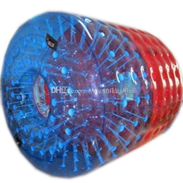 شحن مجاني المشي كرة الماء Walkerz نفخ المياه عجلة البشر 2.4M 2.6m و3M