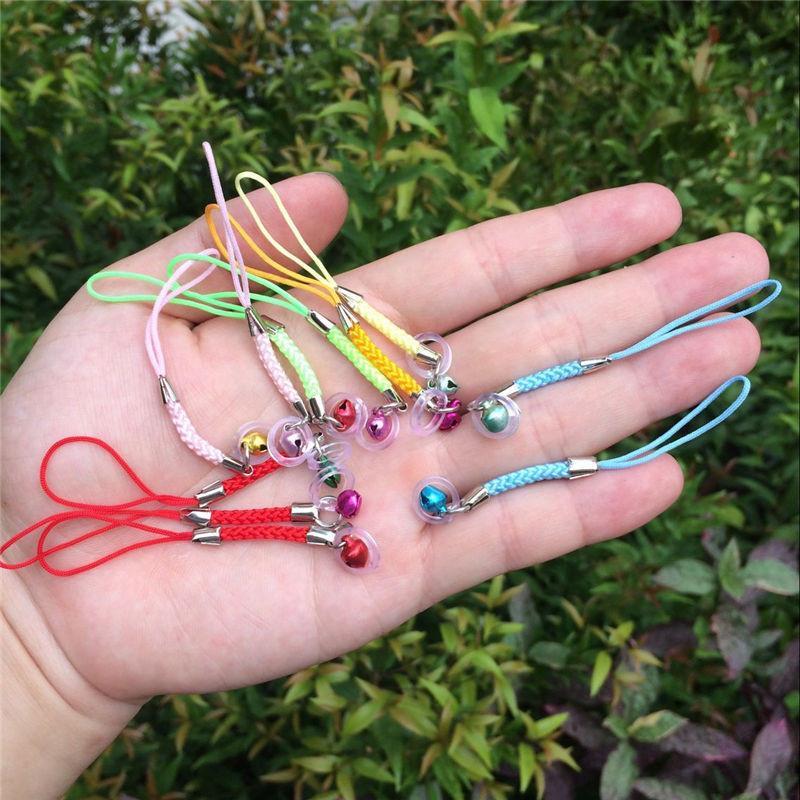 Mini Glass Bottles Pendants with Chain Small Wishing Bottles Glass Vial Arts Jars For Key Bracelets Gift Bottles3