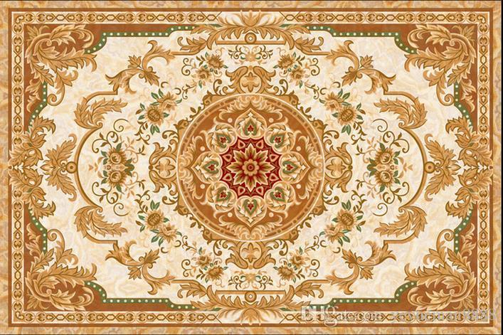 3d Floor Tiles Wallpaper Custom Floor Tiles Beige Marble Carpet 3d Mural Wallpaper For Living Room Pvc Flooring Wallpaper For Computer Wallpaper For Desktop From Yeyueman8888 20 38 Dhgate Com