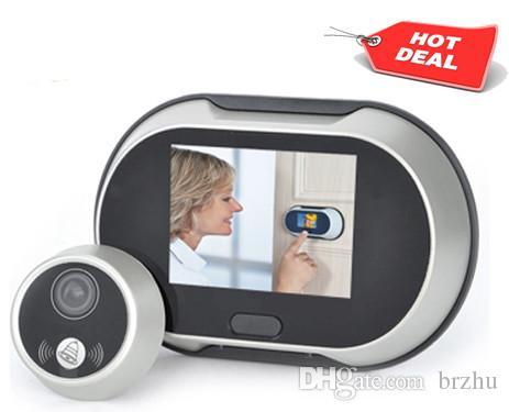 3,5-дюймовый TFT ЖК-монитор видео-телефон двери