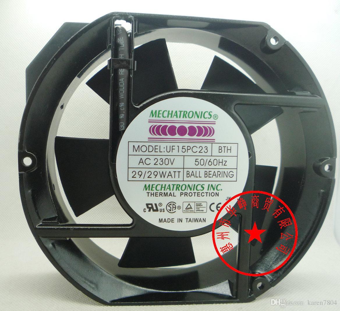 Ventola di raffreddamento flusso assiale originale UF15PC23 AC230V 29W 172 * 51MM