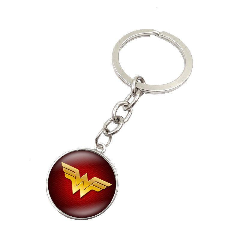 2019 Hot!Super Hero Keychain Glass Cabochon Pendant Key Chain Movie Captain  Shield Iron Man Arc Reactor Key Ring New Women Men Gifts From Vilnius,