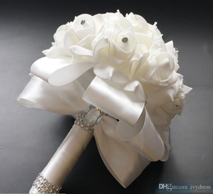 Роза невеста фото и описание